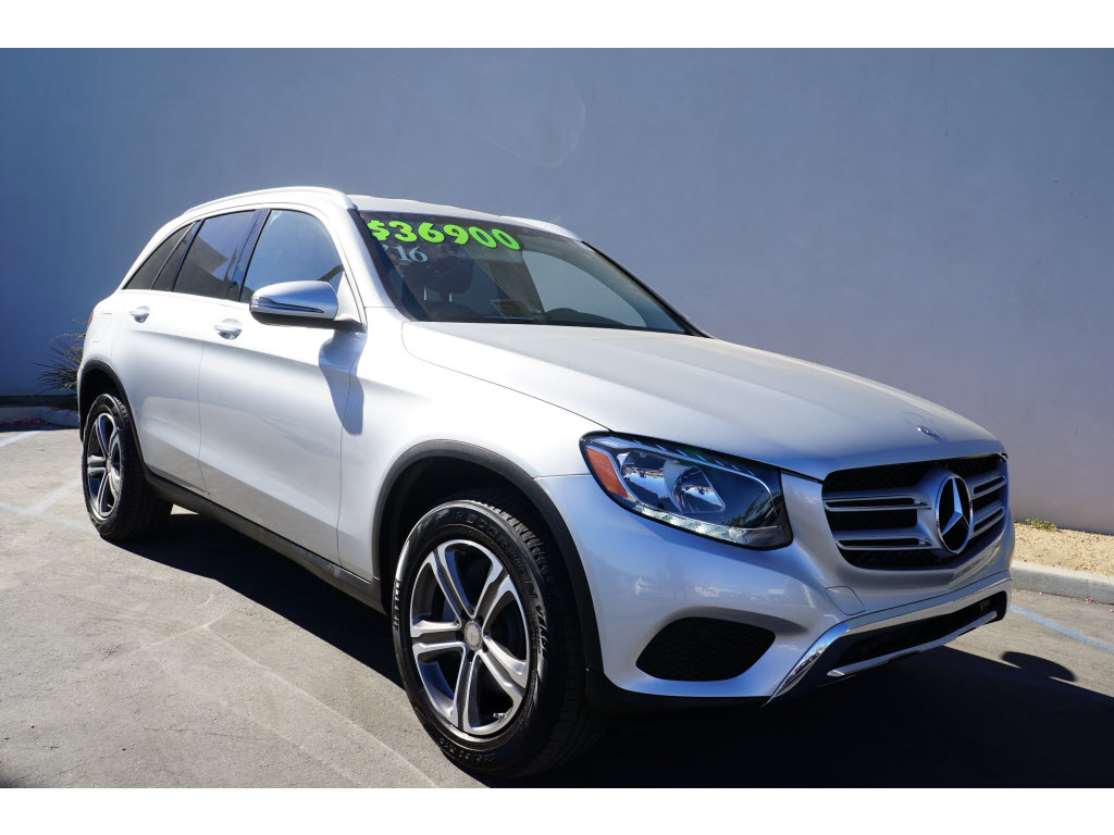 Certified pre owned 2016 mercedes benz glc glc300 suv in for Pre owned mercedes benz suv