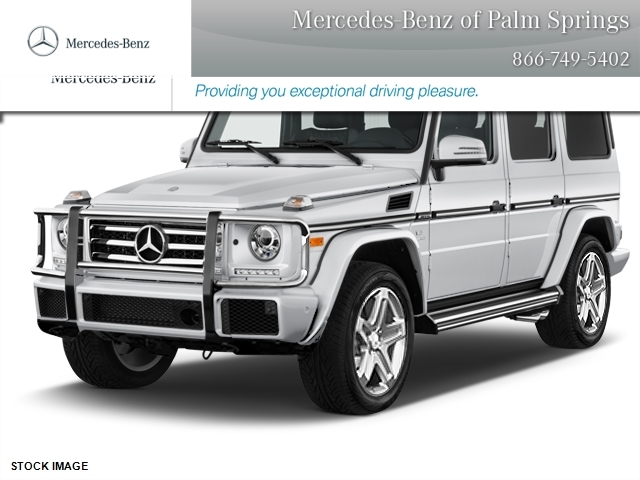 New 2017 mercedes benz g class g550 4matic suv in palm for 2017 mercedes benz g class msrp